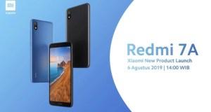 Redmi 7A Resmi Masuk Indonesia