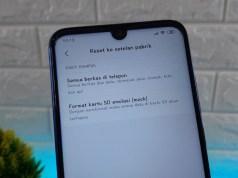 Cara reset hp Xiaomi redmi Note 7