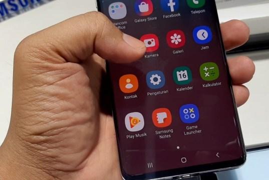 Cara Blokir Panggilan di Samsung Galaxy One UI