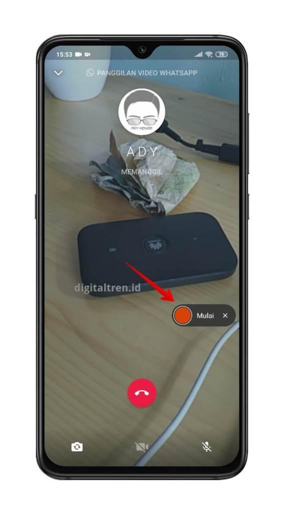 Cara Merekam Video Call di Xiaomi
