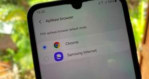 Cara Jadikan Chrome Sebagai Browser Default di Samsung Galaxy One UI