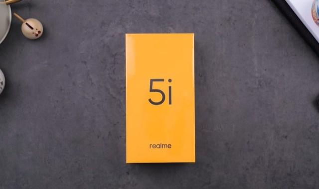 5 Keunggulan Realme 5i