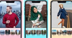 Aplikasi Edit Background Foto di Android