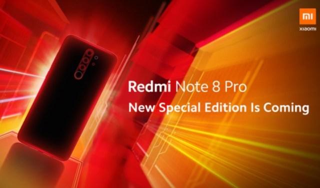 Redmi Note 8 Pro Edisi Khusus