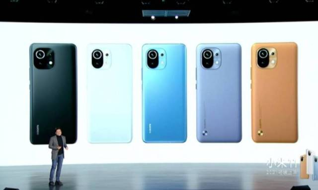Xiaomi Mi 11 Resmi Diluncurkan