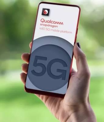 Qualcomm Mengumumkan Snapdragon 480