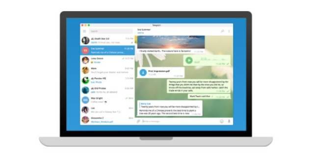 Daftar Telegram Web dari Laptop