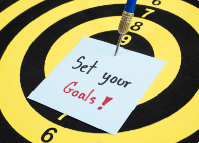 Set Your Goals for Content Marketing Strategy