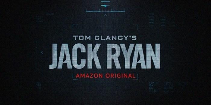 Amazon Originals: 'Tom Clancy's Jack Ryan' Will Debut on August