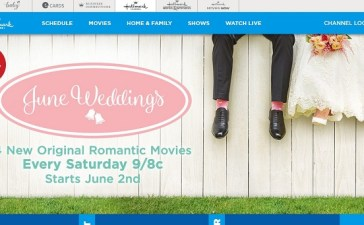 Crown Media Films Available All-Year Long With Hallmark Movies Now