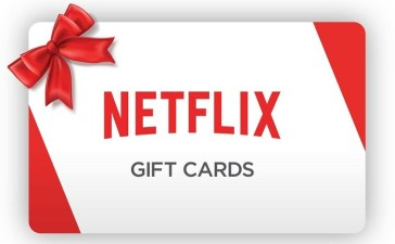 Great Deal Ahead: Netflix Gift Cards Are on Sale for $5 Less