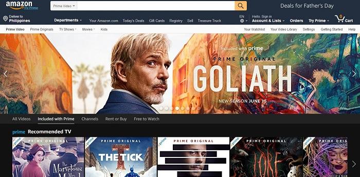 Exploring the Amazon Prime Video Streaming Service