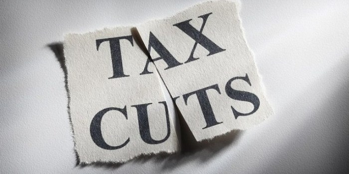 Tax Cuts to Bring Windfall to Entertainment and Digital TV Industry