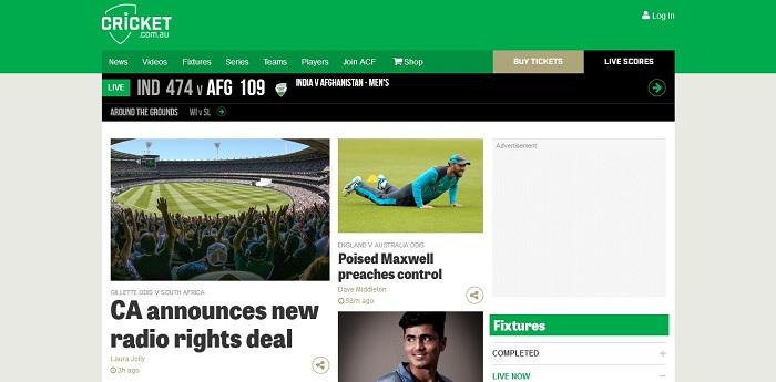 Cricket Australia Finalizes Partnership with Three Media Companies
