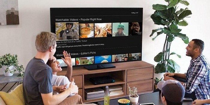 Facebook's Video Streaming Service Caught TV Firms' Interests