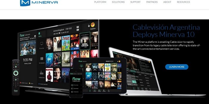 Minerva Networks to Power Race Communications' Pay TV Services