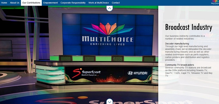 MultiChoice CEO Netflix Must Honor South African Laws, Tax, Culture