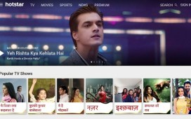 Hotstar, Valued at $265M, Infused with Nearly $75M Capital