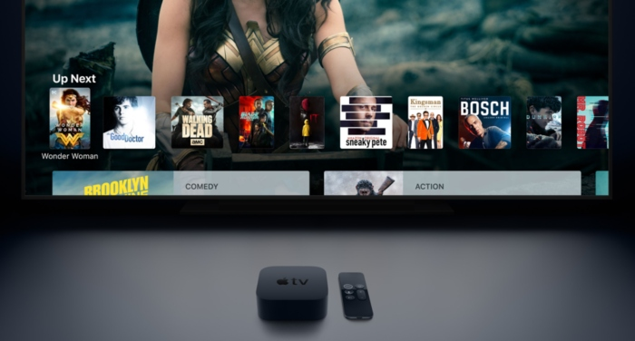 Apple Gives a Taste of Its Digital TV Service Through Free Content
