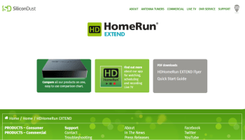 HDHomeRun EXTEND Tuner Available at $40 Off This Black Friday
