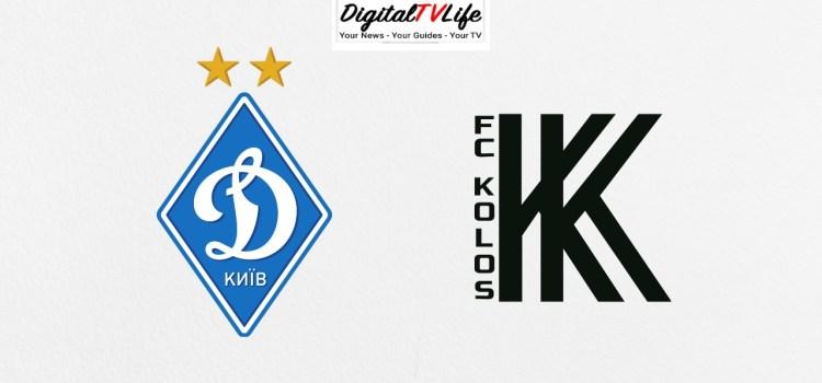 Dynamo Kyiv vs Kolos Kovalivka
