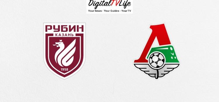 Rubin Kazan vs Lokomotiv