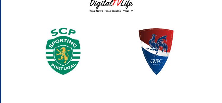 Sporting Lisbon vs Gil Vicente