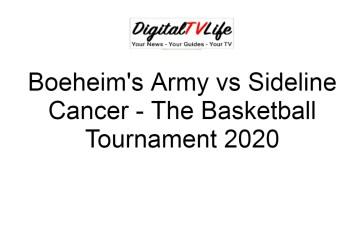 Boeheim's Army vs Sideline Cancer
