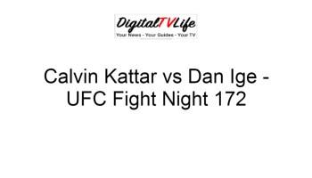 Calvin Kattar vs Dan Ige