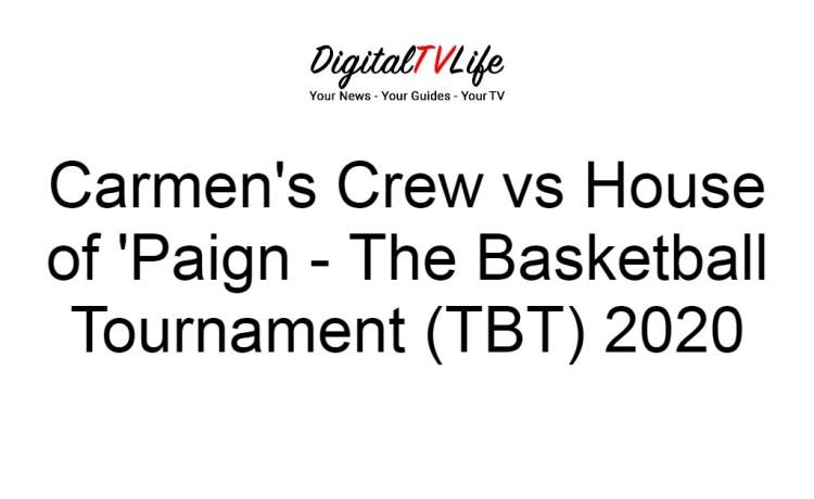 Carmen's Crew vs House of 'Paign