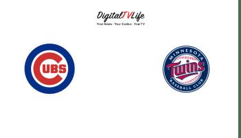 Chicago Cubs vs Minnesota Twins