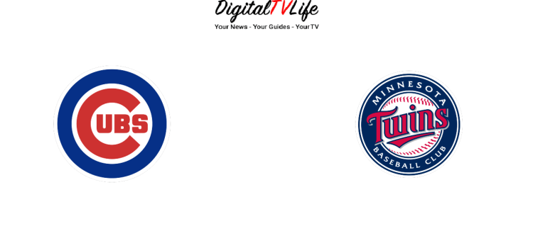 Chicago Cubs vs Minnesota Twins