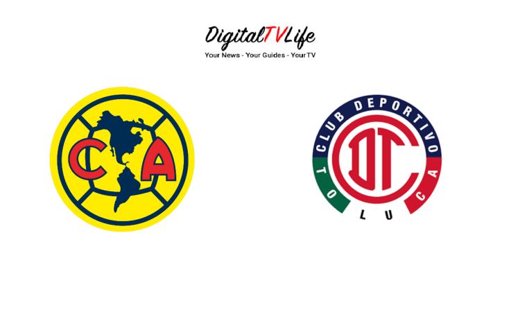 Club America vs Toluca