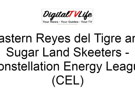 Eastern Reyes del Tigre vs Sugar Land Skeeters