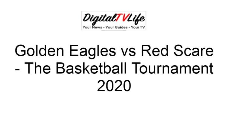 Golden Eagles vs Red Scare