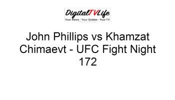 John Phillips vs Khamzat Chimaev