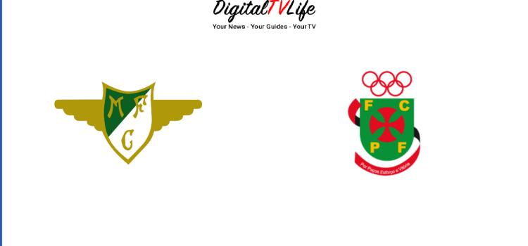 Moreirense vs Pacos Ferreira