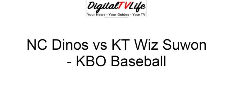 NC Dinos vs KT Wiz Suwon