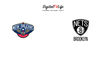 New Orleans Pelicans vs Brooklyn Nets