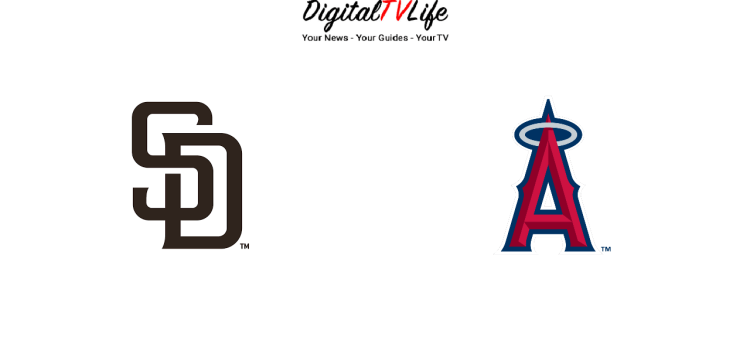 San Diego Padres vs Los Angeles Angels