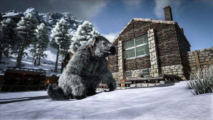 Ark Survival Update - Megatherium