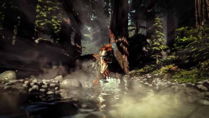 Ark Survival Update - Vutyrannus
