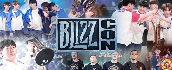 Blizzcon 2017 Recap Title