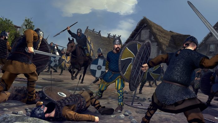 Total War Saga: Thrones of Britannia ss1