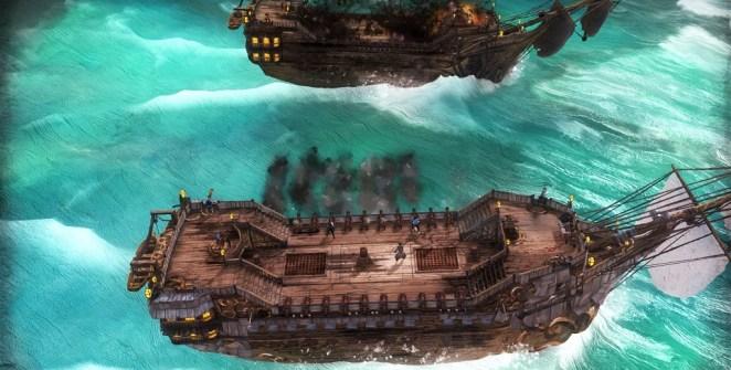 Abandon Ship Early Access Title