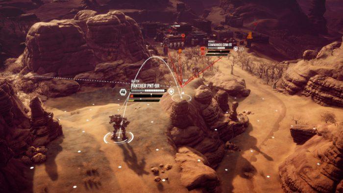 BattleTech Tactical Combat Game ss1
