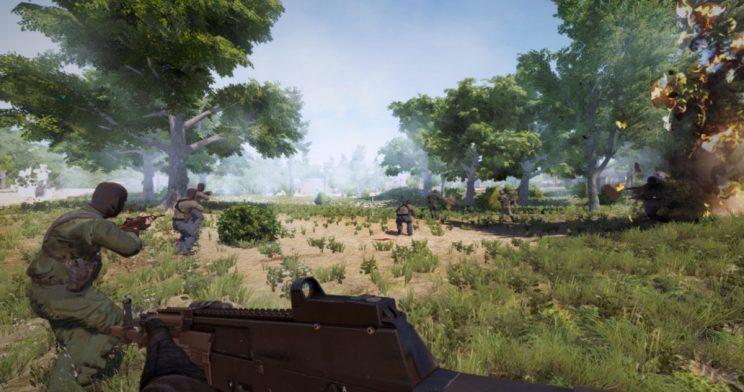 Freeman: Guerrilla Warfare ss2
