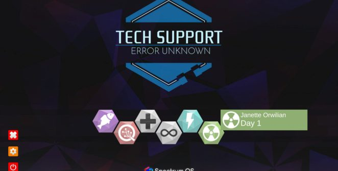 Tech Support: Error Unknown Free Demo Title