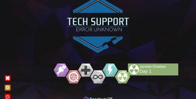 Tech Support: Error Unknown Free Demo Title