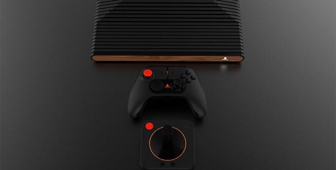 Atari VCS Title